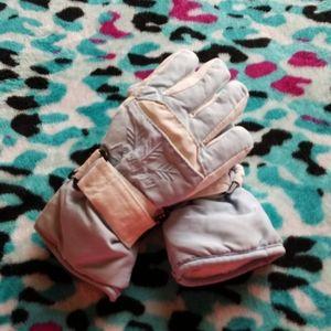 Girls' Thinsulate Winter Gloves